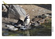 Mr Popper's Penguins Carry-all Pouch by Bill Cannon