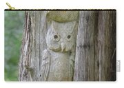 Mr Tingle's Owl Carry-all Pouch