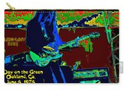 Mrdog # 71 Psychedelically Enhanced W/text Carry-all Pouch