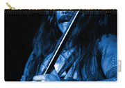 Mrmt #1 In Blue Carry-all Pouch