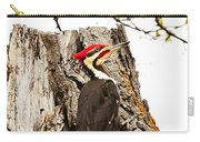 Mr.pileated Poses Carry-all Pouch