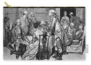 Mrs. Murray And Lord Howe Carry-all Pouch