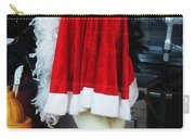 Mrs Santa Manequin Carry-all Pouch
