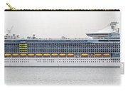 M S Independence Of The Seas Carry-all Pouch