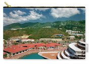 Ms Noordam St Thomas Virgin Islands Carry-all Pouch