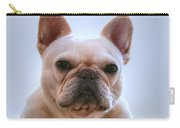 French Bulldog Seriously Carry-all Pouch
