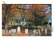 Mt Auburn Cemetery 12 Carry-all Pouch