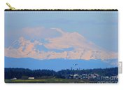 Mt. Baker Of Pacific Northwest Carry-all Pouch
