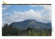 Mt Baldy Panorama From Grants Pass Carry-all Pouch