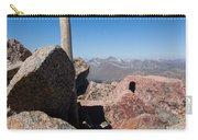 Mt. Bierstadt Summit Carry-all Pouch