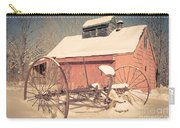 Mt. Cube Farm Old Sugar Shack Carry-all Pouch