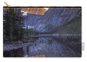 Mt Edith Cavell Reflection Carry-all Pouch