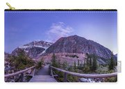 Mt. Edith Cavell Trail At Twilight Carry-all Pouch