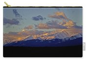 Mt Elbert Sunrise Carry-all Pouch