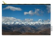 Mt. Everest And Himalaya Carry-all Pouch