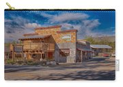 Mt Gardner Inn And Fly Shop Carry-all Pouch