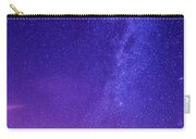 Mt. Hood Milky Way 01 Carry-all Pouch by Lori Grimmett