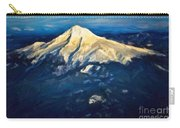 Mt. Hood From Above Carry-all Pouch