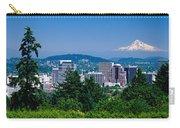Mt Hood Portland Oregon Usa Carry-all Pouch