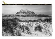 Mt Illimani In Monochrome Carry-all Pouch