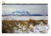 Mt Illimani In Winter Carry-all Pouch