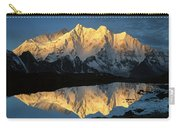 Mt Makalu And Mt Chomolonzo Carry-all Pouch