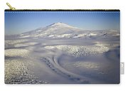 Mt Melbourne Dormant Volcano Carry-all Pouch