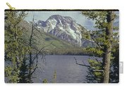 1m9226-mt. Moran And Jenny Lake, Wy Carry-all Pouch
