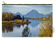 1m9208-mt. Moran And The Snake River, Wy Carry-all Pouch