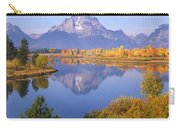 1m9234-mt. Moran Reflection, Wy Carry-all Pouch