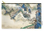 Mt Penglai Mountain Of Immortals Carry-all Pouch