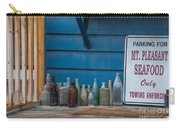 Mt Pleasant Seafood Carry-all Pouch