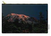 Mt Rainier At Dawn Carry-all Pouch