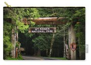 Mt Rainier Gateway Carry-all Pouch