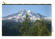 Mt. Rainier In Summer Carry-all Pouch