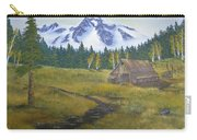 Mt Rainier Ranch Carry-all Pouch