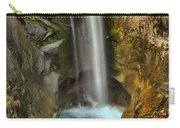 Mt Rainier Waterfall Carry-all Pouch