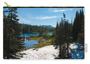 Mt. Rainier Wilderness Carry-all Pouch