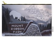 Mt Robson  Carry-all Pouch
