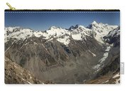 Mt Sefton Hooker Glacier And Mt Cook Carry-all Pouch
