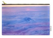 Above The Clouds At Sunset Carry-all Pouch