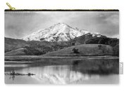 Mt. Tamalpais In Snow Carry-all Pouch