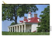 Mt Vernon Mansion Carry-all Pouch