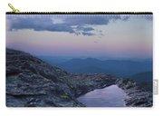 Mt. Washington  Blue Hour Carry-all Pouch