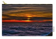 Mt Wilson Sunset 2 Carry-all Pouch