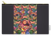 Much More Than A Face - A Joy Of Design Series Compilation Carry-all Pouch