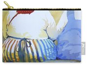 Muchachas Carry-all Pouch by Kris Parins