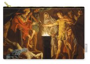 Mucius Scaevola In The Presence Of Lars Porsenna Carry-all Pouch
