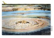 Mud Geyser Yellowstone Np 1928 Carry-all Pouch
