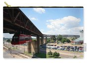 Mud Island In Memphis Carry-all Pouch